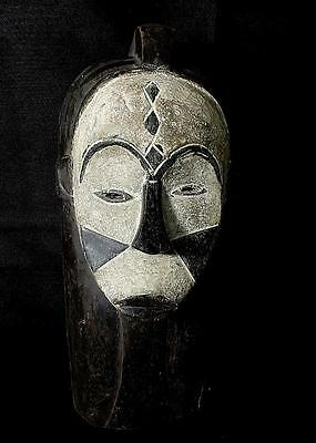 Old Pende Mask DR Congo Africa Fes-GBM 5545