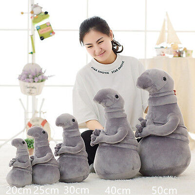 Tubby Blob Waiting Alien Monster Zhdun Snorp Plush Meme Plush Doll Toys Gifts