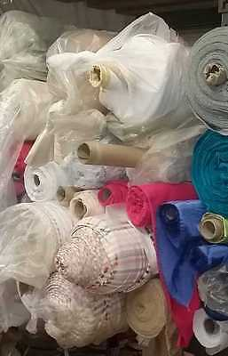 6 rolls combed cotton jersey fabric