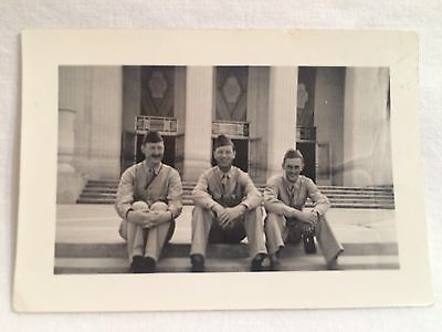 WW II Era Photographs World War 2 Originals Rare Lot of 5 Vintage 1939  - 1945