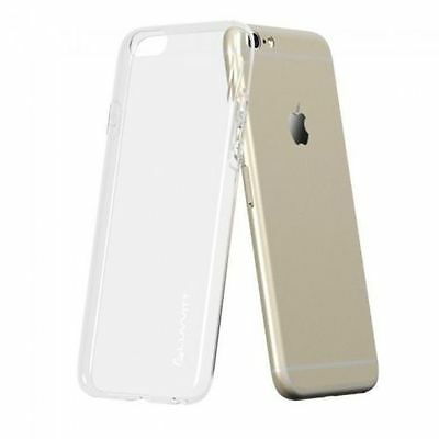 iPhone 7 Premium Soft Slim TPU Clear Back Case Cover WHOLESALE LOT of 12 Cases