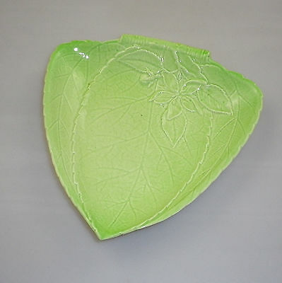 Vintage Carlton Ware Leaf Serving Dish