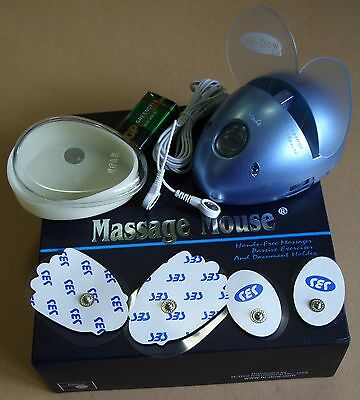 Hi Dow Massage Mouse Portable Battery Operated TENS unit. Reduce pain & tension
