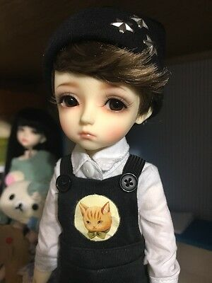 1/6 bjd doll dolls little potato boy nice with eyes and face make up