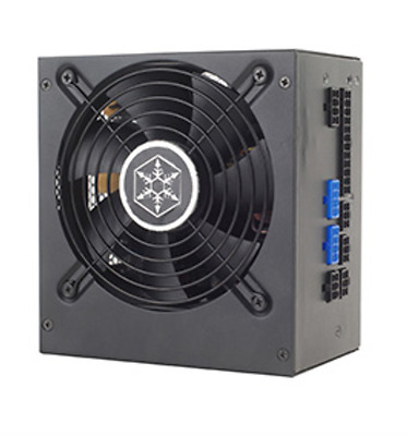 NEW SilverStone Strider Plus 600W ST60F-PS