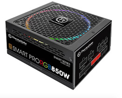 NEW Thermaltake Smart Pro RGB 850W Bronze Fully Modular Power Supply