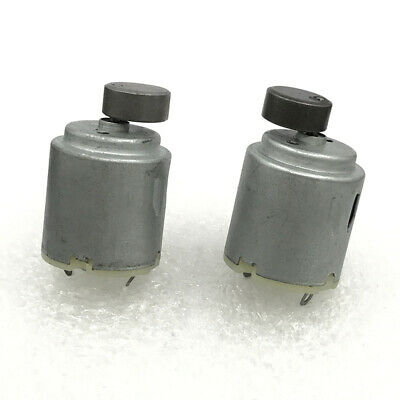 2PCS DC 12V 24V Strong Vibration Micro R260 Vibrating Motor for Massager Model