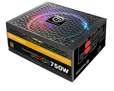 NEW Thermaltake Toughpower DPS G RGB 750W 80 Plus Gold Power Supply