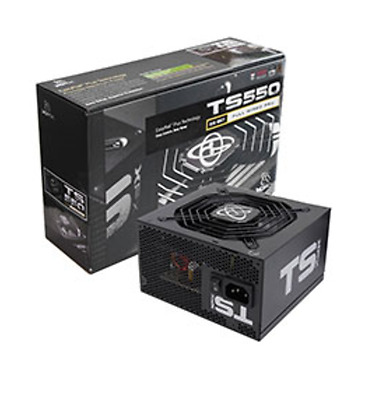 NEW XFX TS Series Pro 550W Power Supply