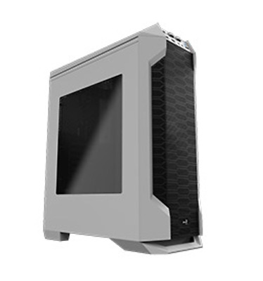 NEW Aerocool LS-5200 White Mid Tower Case with Window