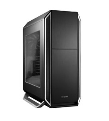 NEW Be Quiet! Silent Base 800 Case with Window Silver