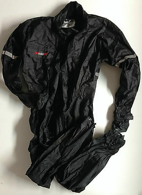 Dririder Thunderwear One Piece Suit Dri Rider Waterproof Motorbike. 48/38 S
