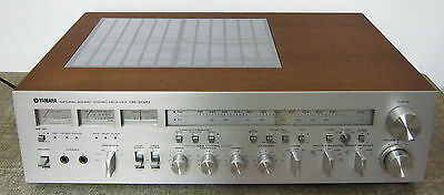 Yamaha Cr-2020 Top End Vintage Stereo Receiver