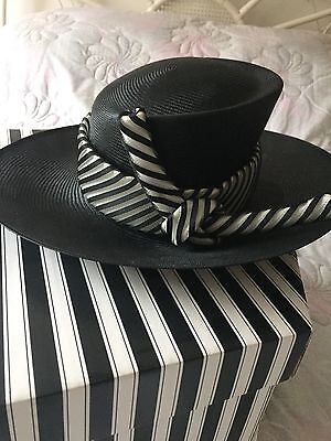 Ladies Hat For Wedding Or Races By Philip Treacy