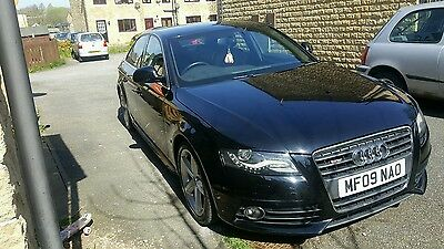 2009 Audi A4 S Line Special Addition