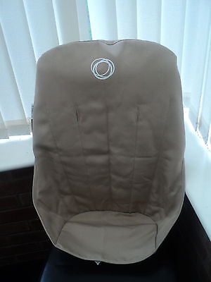 Sand bugaboo Cameleon 1& 2 Canvas Seat Cover/Liner Beige/Sand