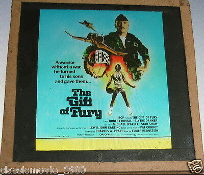The Gift Of Fury -The Great Santini 1979 Original Glass Slide