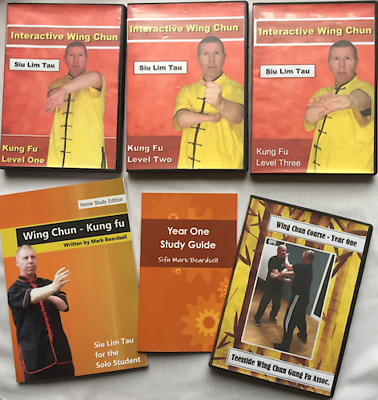 Your ULTIMATE Wing Chun Kung Fu - Home Study Course - Year One