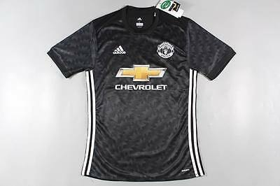 17-18 Man United Away Player Verisons