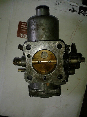 Classic Mini Hif44 Su Carb&spacer With New Mini/'a'series Inlet Manifold