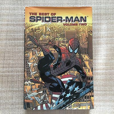 The Best Of Spider-Man Vol. Two. Hard Cover Marvel Comics Collection