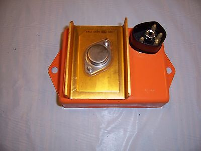 mopar electronic ignition orange boxes new!