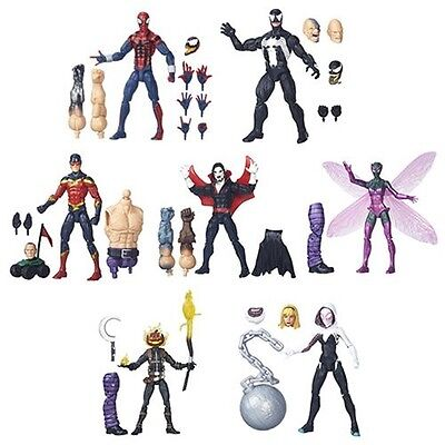 Marvel Legends Absorbing Man Build a Figure - Complete set