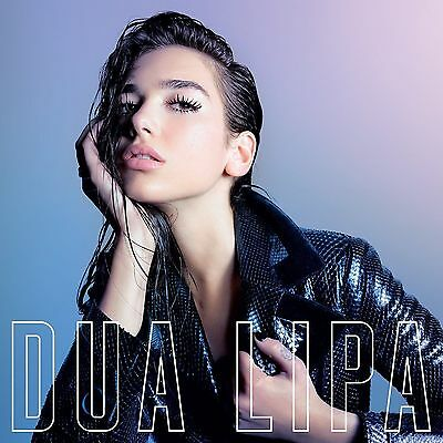 DUA LIPA DUA LIPA Album CD 2017 12 new tracks featuring Miguel FREE UK P&P