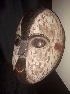 The Rare Anang Mask Nigeria Africa Fes-2460