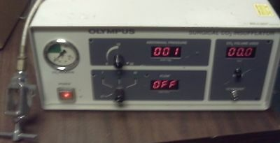 Olympus 01-03500-A2 Surgical Co2 Insufflator Guarentee