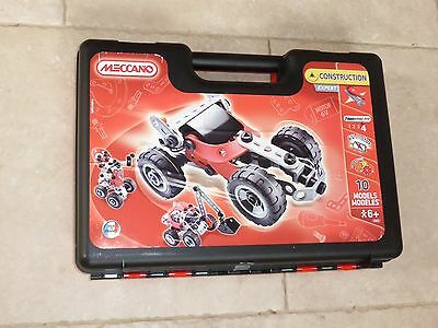 Meccano Motorised Construction Set Expert In Box 0402