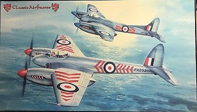 1/48 Post War Fighter :  DH Hornet F1/F3 [RAF] : Classic Airframes