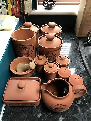 Henry Watson Pottery - Various Items 12 Pieces