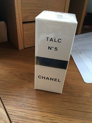 Chanel No 5 Talc