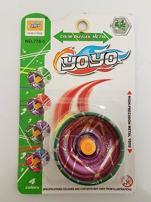 Yoyo Trick Yo Yo New Child Clutch Mechanism Toy Speed Ball Return Top YOYO