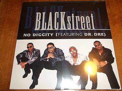 "Blackstreet - No Diggity (RECORD STORE DAY 2017 NEW 12"" VINYL)"