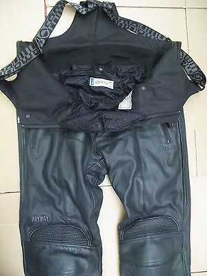JOFAMA FRIGG waterproof goat skin leather motorcycle jeans trousers 56 / 38