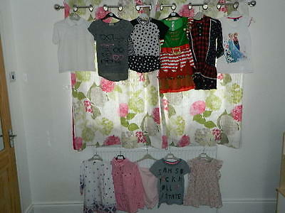 Girls clothes bundle 7 to 8 years mostly Next