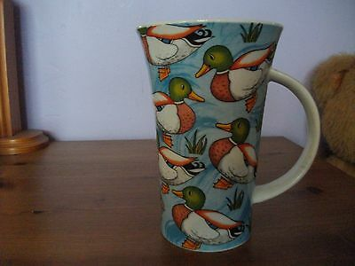 Beautiful Dunoon Latte Mug From Their Amimalfarm Collection  Duck Design Bn