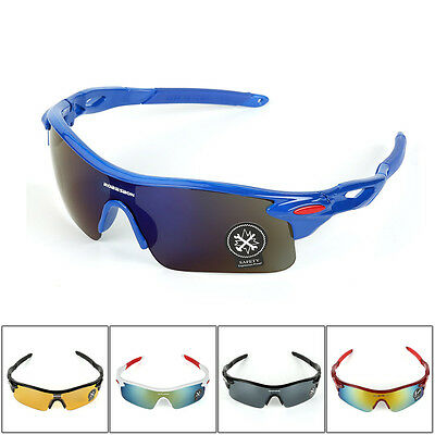 Outdoor Sport Cycling Bicycle Bike Riding Sunglasses Eyewear Goggles UV 400 Lens
