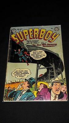 Superboy #28 - DC Comics - November 1953 - 1st Print - Golden Age