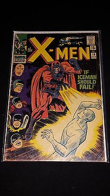 Uncanny X-Men #18 - Marvel Comics - March 1966 - 1st Print