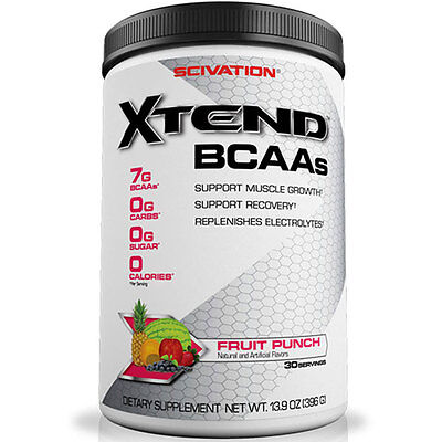 Scivation Xtend - 375g Tub Lemonade