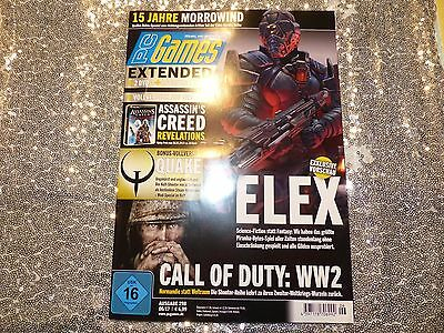 Pc Games Extended 06/17 Prey Call Of Duty: Ww2 Elex Morrowind Assassin´s Creed !