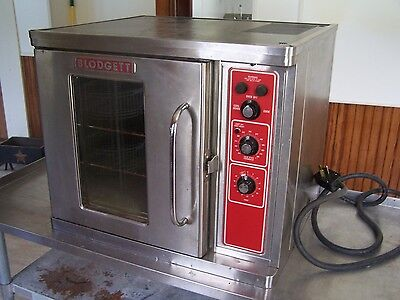 Blodgett 1/2 size electric convection  110V.