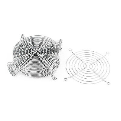 FK Metal Wire Finger Guard Grill 15 Pcs for 120mm Computer PC Cooling Fan