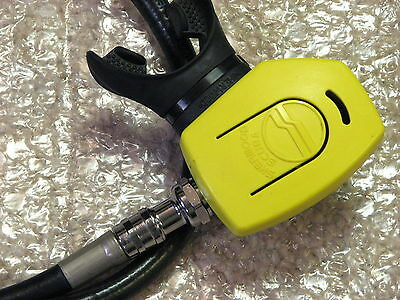 Scuba Diving Dive Sherwood Minimus Travel pro regulator 2nd stage Octo light