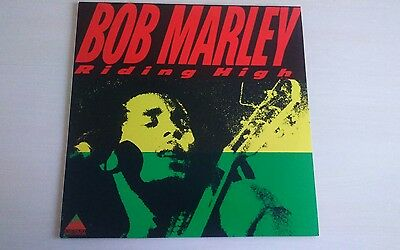 bob marley vinyl riding high Everest label from France n/m condition