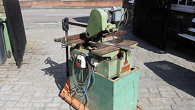 Dominium minor combination saw bench and planer. 240 volt single phase.