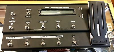 Line 6 Fbv Shortboard Electric Guitar Effects Pedal Footswitch